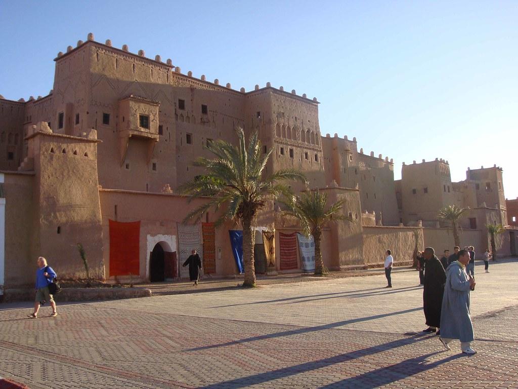 Kashba Taourirt (Ouarzazate)