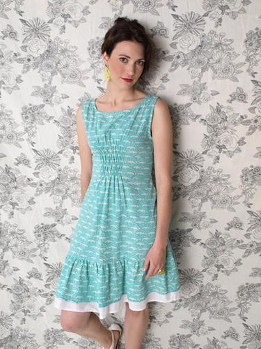 Mata Traders - dress_oakpark_teal