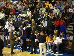 Detroit Pistons vs. New York Knicks (November ...