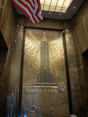 The Empire State Building, visit to New York City, August 2007, photo © 2007 by reccos62. All rights reserved