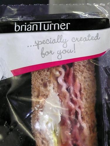 sandwich label
