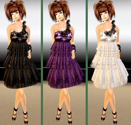 Miamai Mohe Dresses