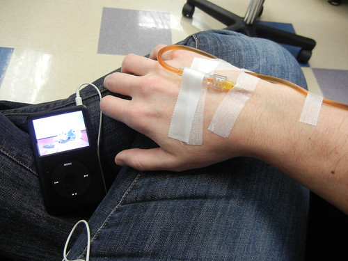 iron infusion, my best friend