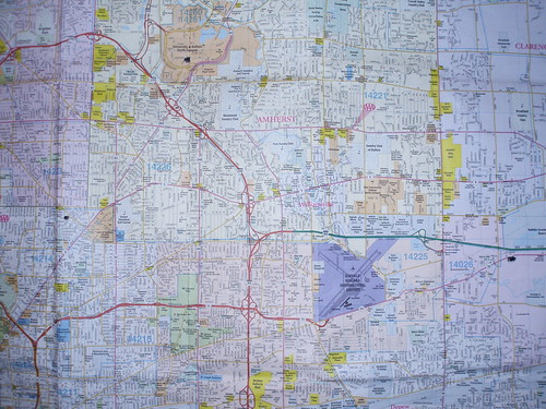11/16/07 map of buffalo