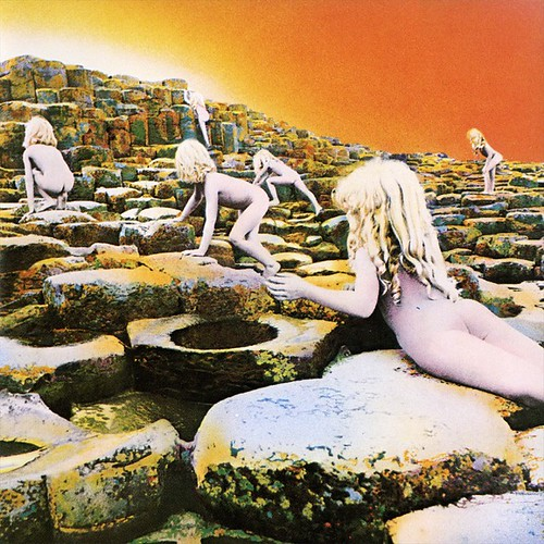Houses of the Holy (1973). Led Zeppelin by Hjöi.