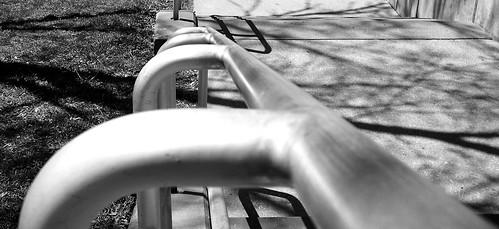 Down the rails