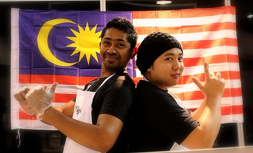 Chillipadi Boys @ Malaysia Kitchen