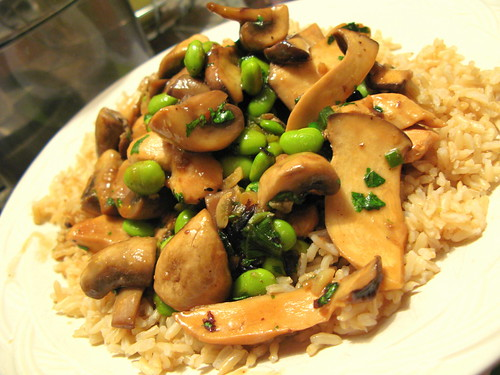 Moo Goo Gai Pan by you.