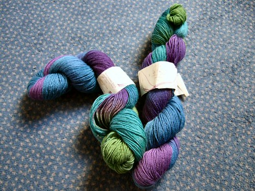 Lorna's Lace Shepherd Sock 504 Lakeview
