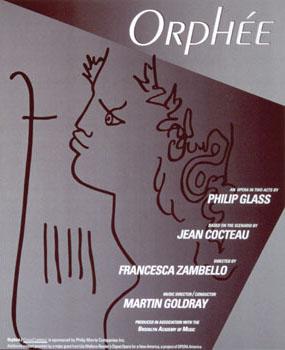 Orphée Philip Glass