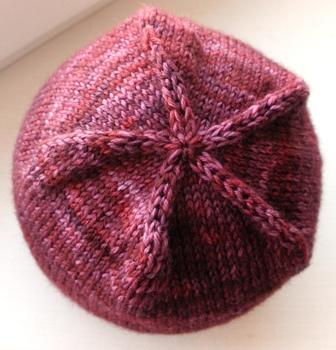 blueberry hat crown decrease