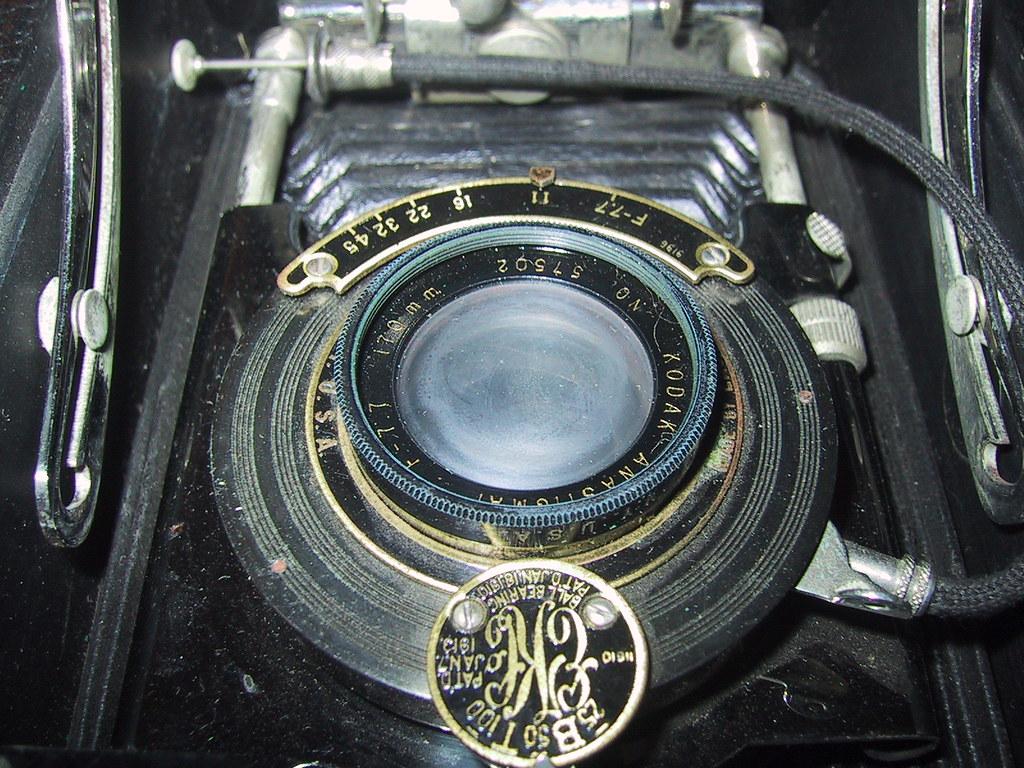 Kodak 3A lens