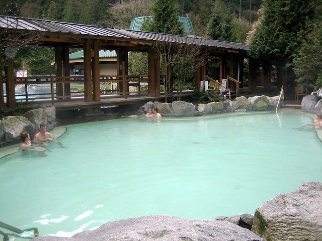 Harrison Hot Springs - Adult Pool