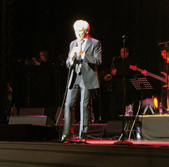 Tony Christie at the Stockport Plaza
