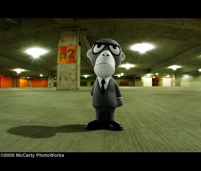 Front Monkey