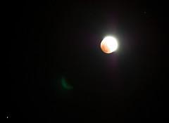 Flared Moon