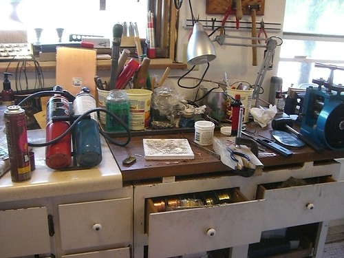 Beth Millner's Studio 2007