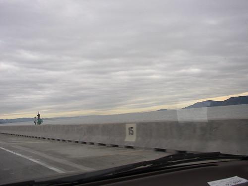 east bound 580 Richmond Bridge