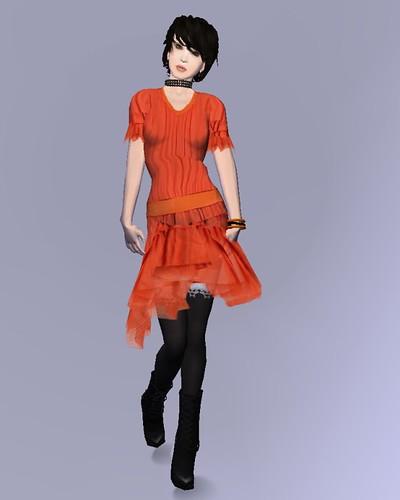 Happy Dress from Closet