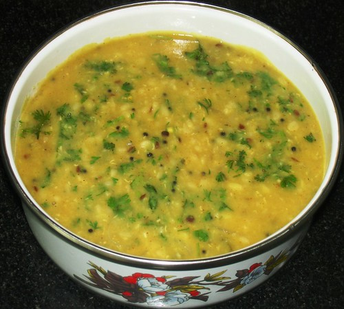 uluththam paruppu dhal fry