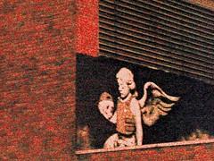 Banksy @ old street -London 2008