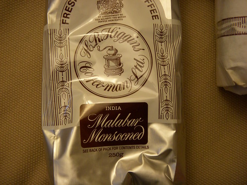 Indian Malabar Monsooned