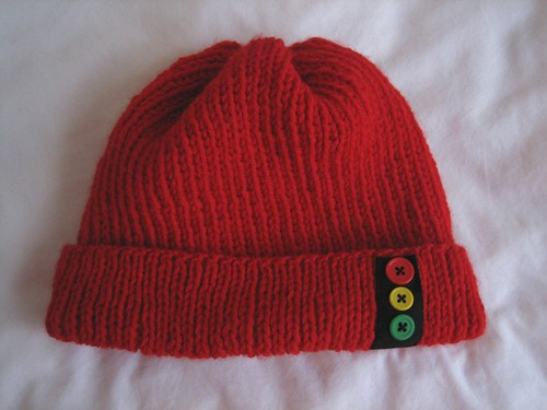 * The Life Aquatic beanie!  :)