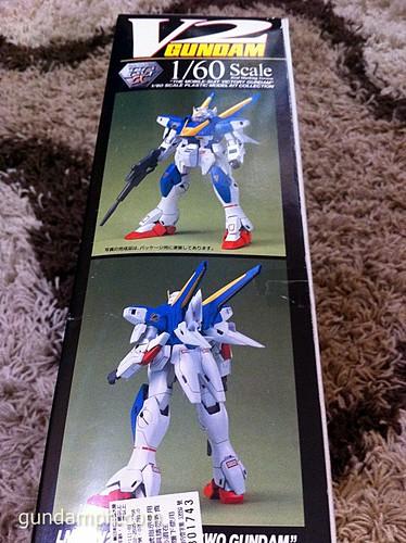 1/60 Victory Two (V2) Gundam HGEx