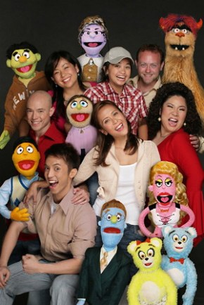 Avenue Q Opening Night