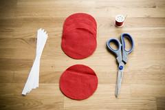 Valentine's Craft Tutorial 1