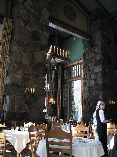 Day 06 - Ahwahnee Dining Room