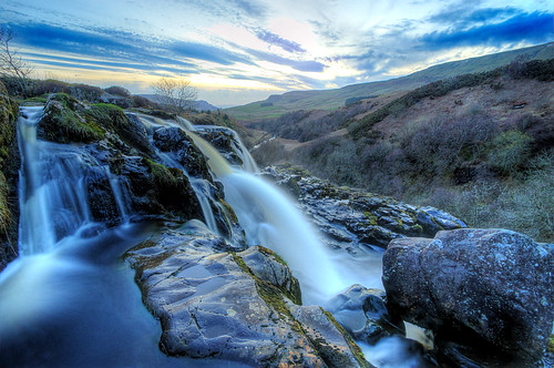 Loup Of Fintry HDR