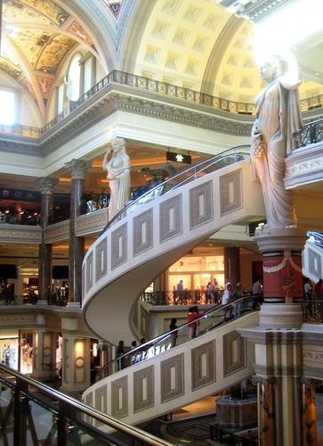 The Mall at Caesar's Las Vegas