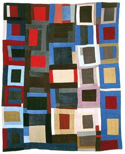 Gee's Bend Quilt: Annie Mae Young 2003