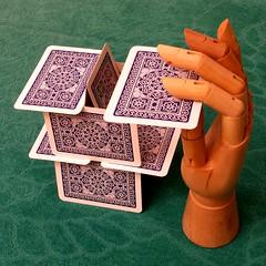 Una mano di carte