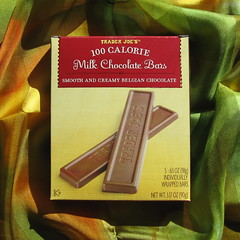 TJ's 100 Calorie Milk Chocolate Bars