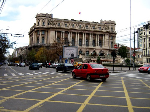 Cercul Militar National - Bucuresti - Bucharest, Romania by cod_gabriel