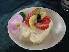 Tofu Cream Cake