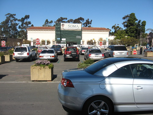 Balboa Parking Lot