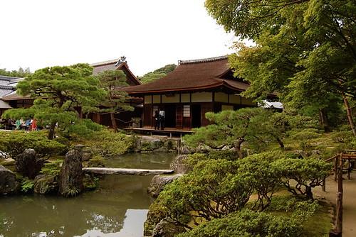 Ginkakuji Temple 9
