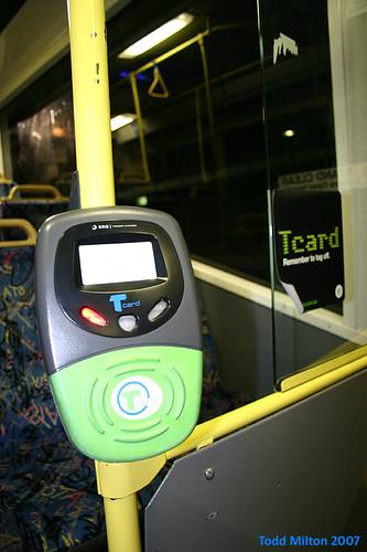 T-Card Reader