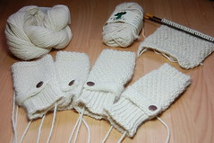 Fingerless Glove Sally