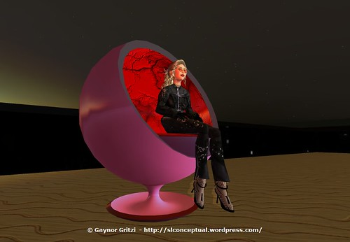 Womb Chair 05