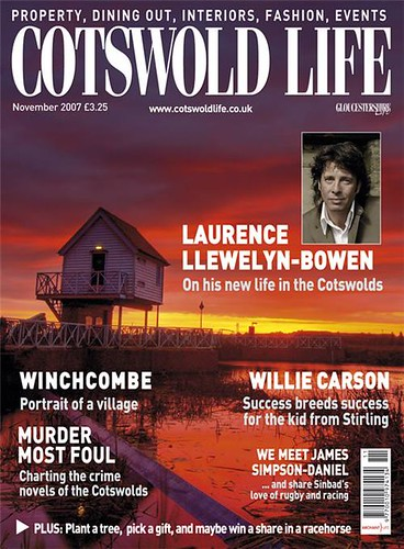 Cotswold Life Front Cover