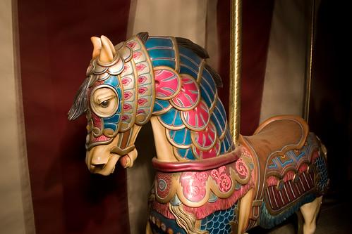 Neverland Carousel