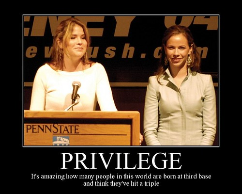 Privilege by rstrawser.