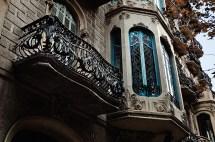 Barcelona Beautiful Balcony