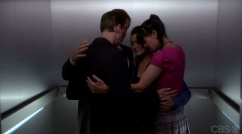 McGee, DiNozzo, Ziva and Abby