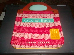 Crocheted Bags! by Candi Jensen