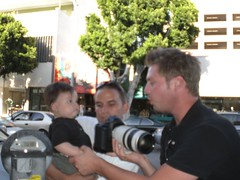 Jack and the paps